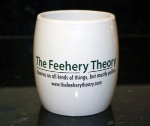 Feehery Theory Mug