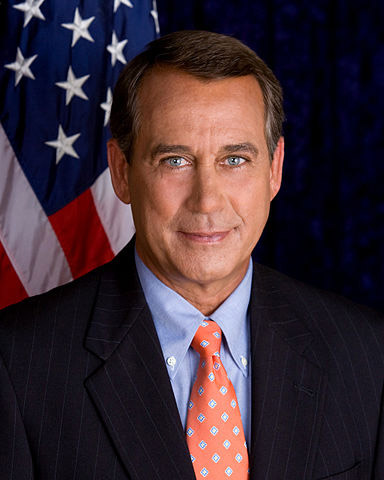 """John Boehner official portrait"" by United States House of Representatives - http://republicanleader.house.gov/Bio/. Licensed under Public Domain via Commons - https://commons.wikimedia.org/wiki/File:John_Boehner_official_portrait.jpg#/media/File:John_Boehner_official_portrait.jpg"
