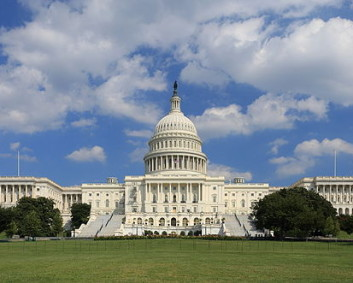 """""""US Capitol west side"""" by Martin Falbisoner - Own work. Licensed under CC BY-SA 3.0 via Commons - https://commons.wikimedia.org/wiki/File:US_Capitol_west_side.JPG#/media/File:US_Capitol_west_side.JPG"""