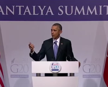 Obama Speaks About ISIS