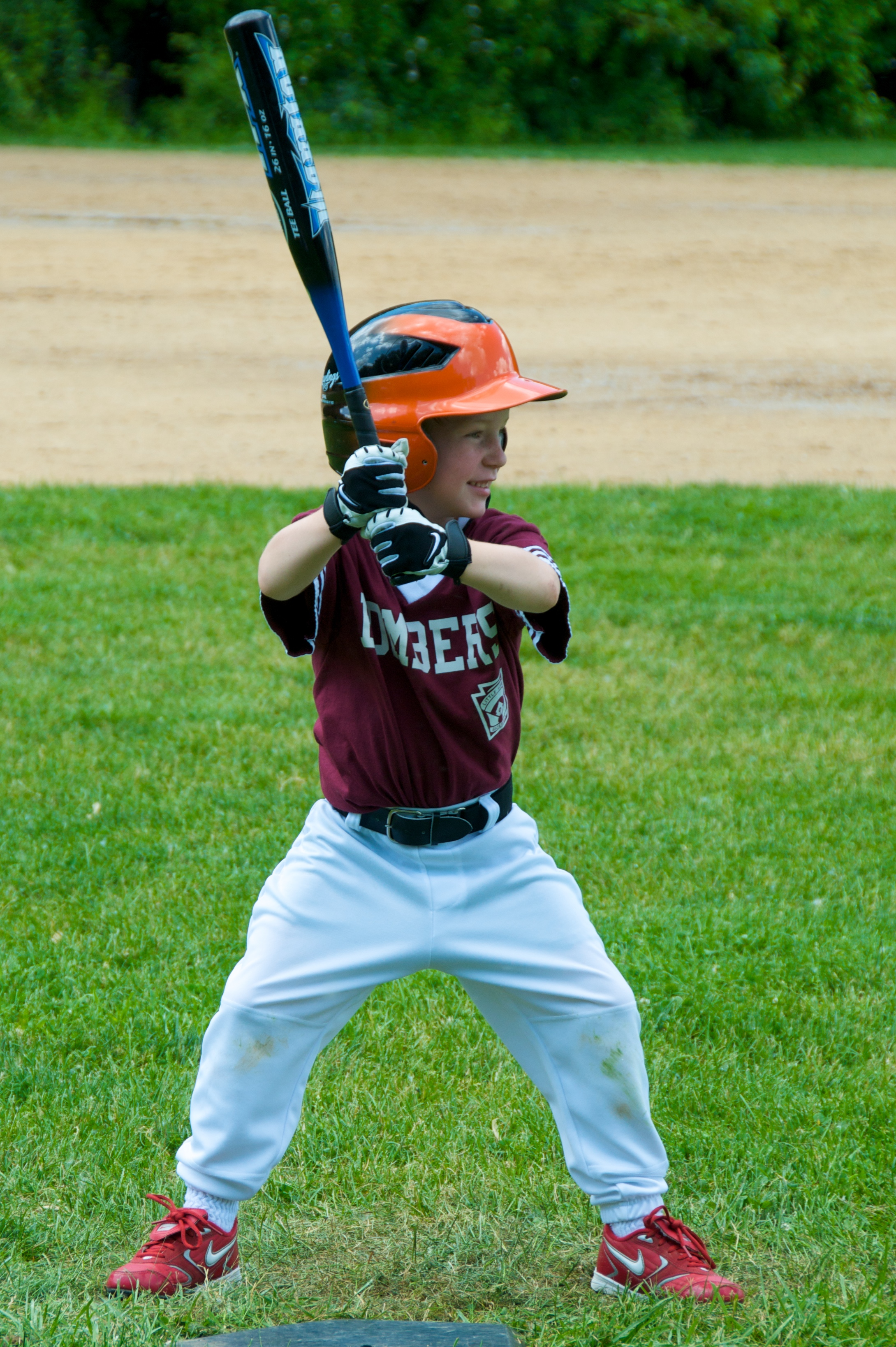 By Ed Yourdon - Flickr: LIttle League baseball, May 2009 - 09, CC BY-SA 2.0, https://commons.wikimedia.org/w/index.php?curid=16217900