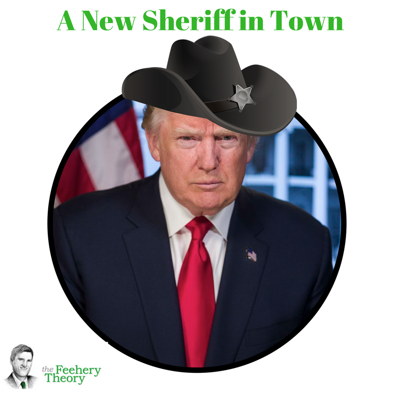 Image result for sheriff trump""
