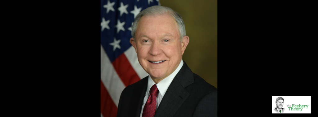 Jeff Sessions Headshot